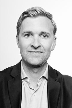 StormGeo employee Joachim Jernæs