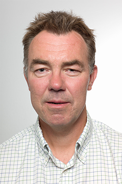 StormGeo employee Arve Dahl Nielsen
