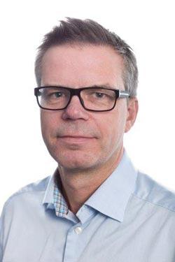 StormGeo employee Christian Sjødin