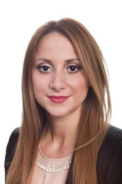 StormGeo employee Diana Bacila