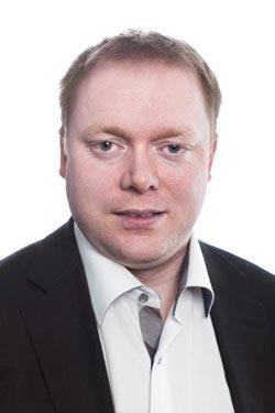 StormGeo employee Lars Erik Jordet