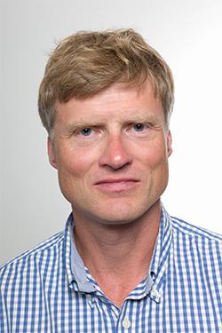 StormGeo employee Sigbjørn Seland