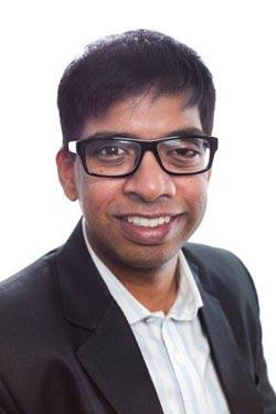 StormGeo employee Sunil Kumar Bandari