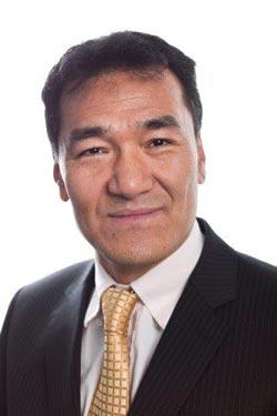 StormGeo employee Jiuzhou Wang